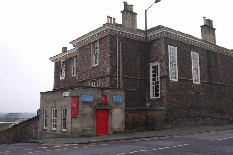 The Red Lodge Museum   © Sam Saunders/Flickr