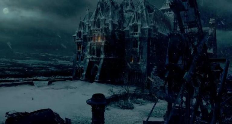 Crimson Peak, Guillermo del Toro   © Legendary Pictures
