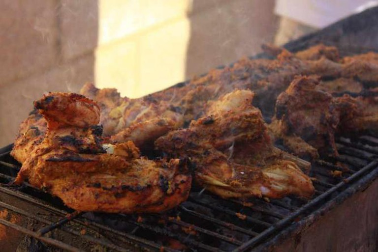 Grilled chicken | © Sara Noor/Flickr