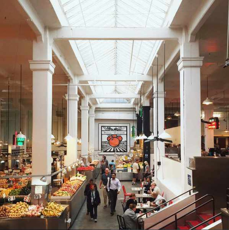 The Grand Central Market Place in burgeoning downtown is a gem of the city | Courtesy of Andrew Oxenham