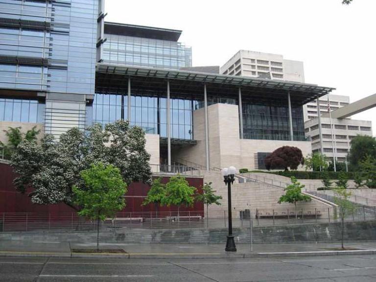 Seattle City Hall|©Rootology/WikiCommons