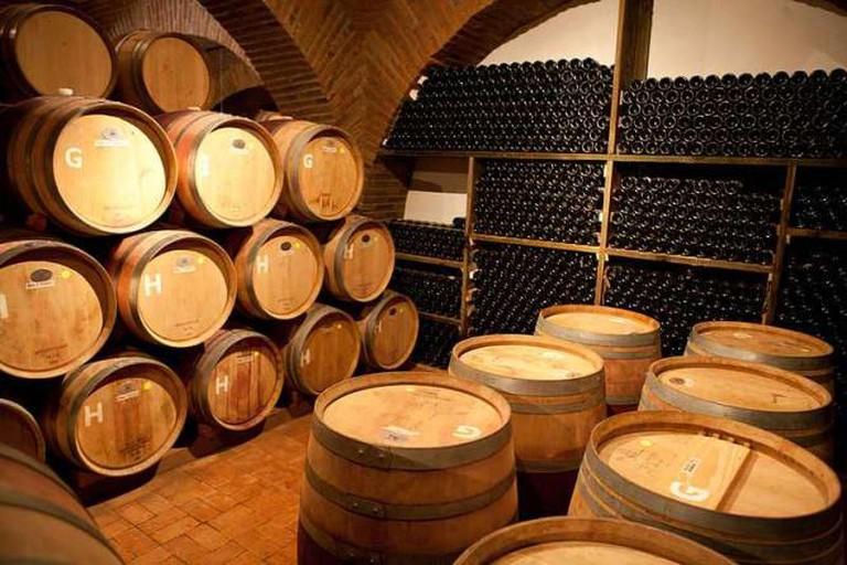 Adobe Guadalupe Winery of Ensenada| © Tomascastelazo/ WikiCommons