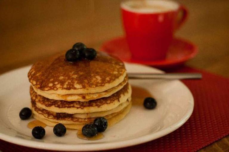 Breakfast Anyone?   © Nic West/Flickr