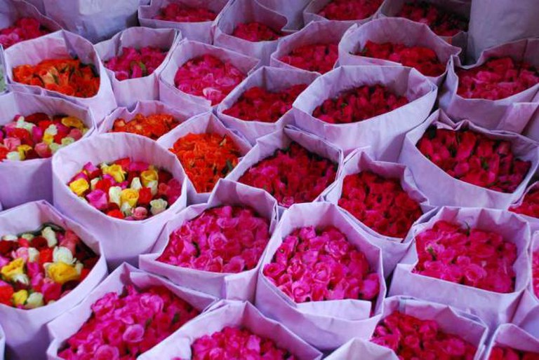 Flower Market| © Irene2005/Flickr