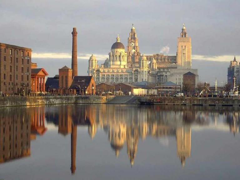 Liverpool   © Kevin Jump/Flickr