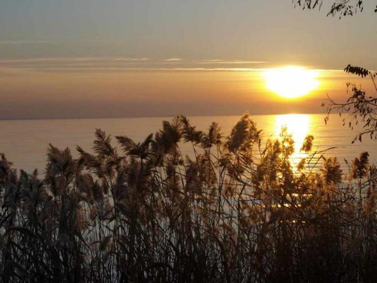 Lake Balaton at Tihany