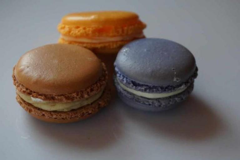 French Macarons © Kate Ter Haar/Flickr
