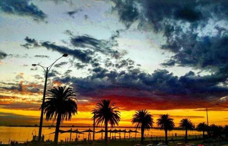 South Melbourne Beach   © Sandy Antonakaki