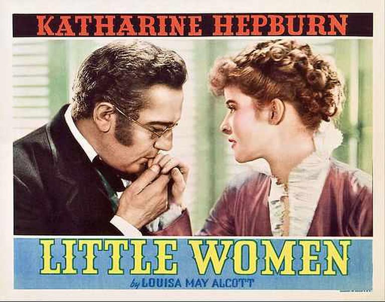 Little Women lobby card 1933 © RKO/WikiCommons