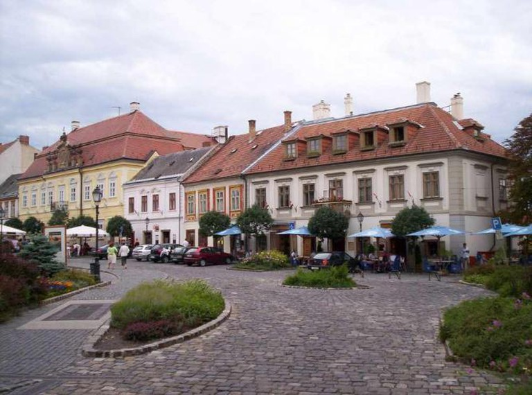 The `old city`