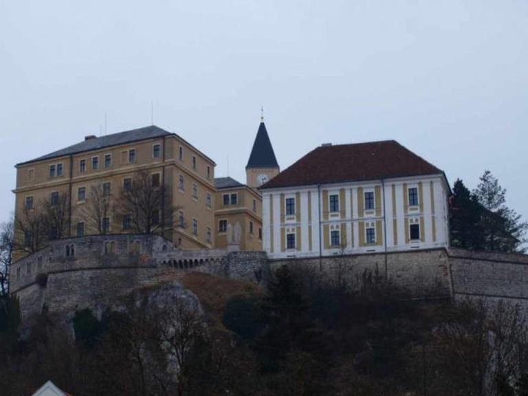 Veszprem Castle