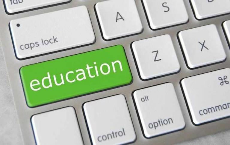 Education Keyboard Button © GotCredit/Flickr