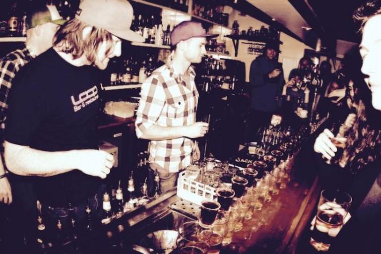 Loop Bar   Courtesy of Loop Bar