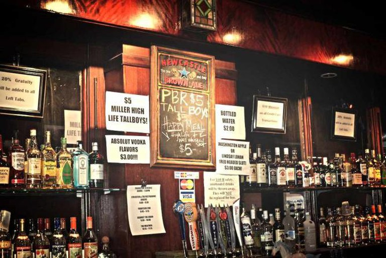 The dive bar aesthetic is featured in many live music venues in Denver.