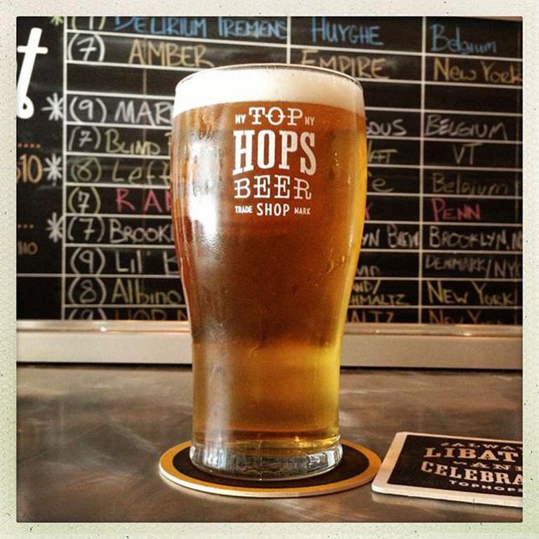 Quench Your Thirst with a Tall Cold One at Top Hops | Courtesy of Top Hops Beer Shop