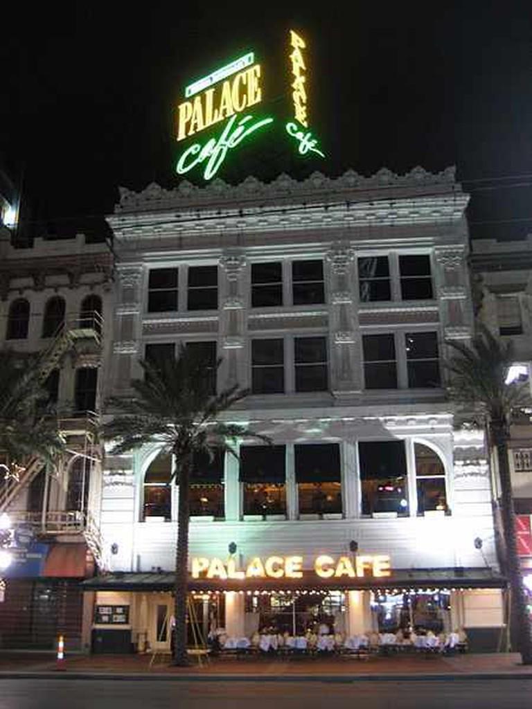 Palace Café/Wikimedia Commons