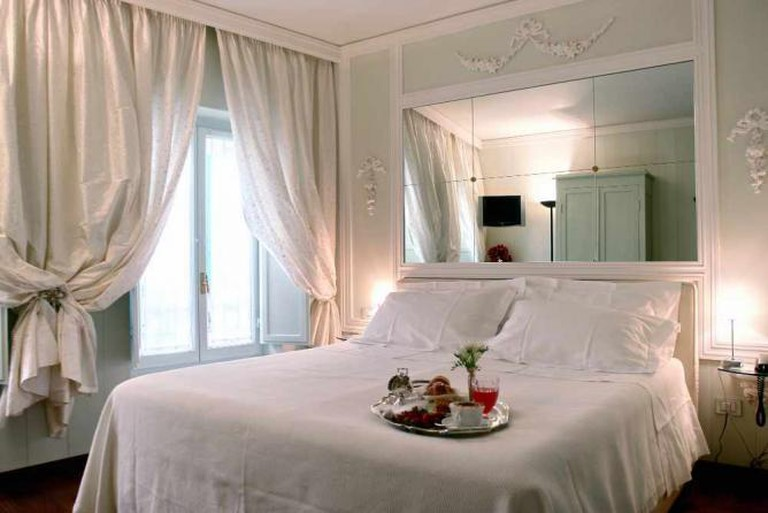 A room at Campo Regio Relais | Courtesy of Campo Regio Relais