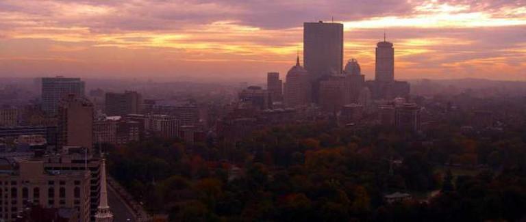Boston Sky © Walknboston/flickr