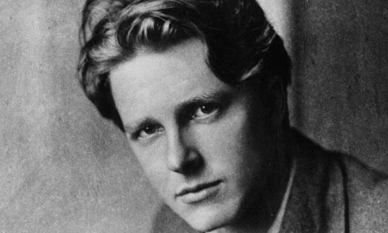 Rupert Brooke c.1915 |© Waldir/Wikicommons