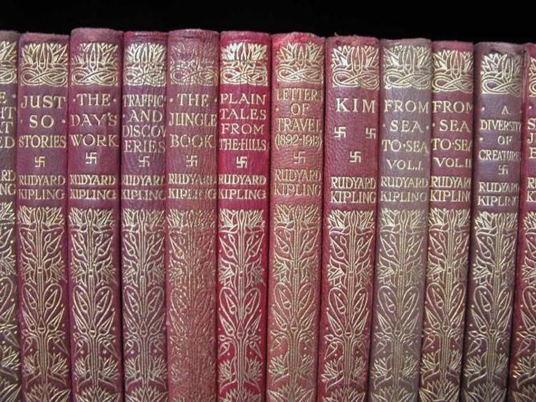 Collection of Rudyard Kipling Books - Reigate|© Charlie Brewer/Flickr