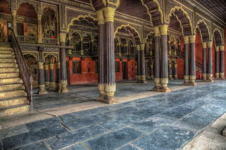 Tipu Sultan's Summer Palace | © JohnHoey/Flickr