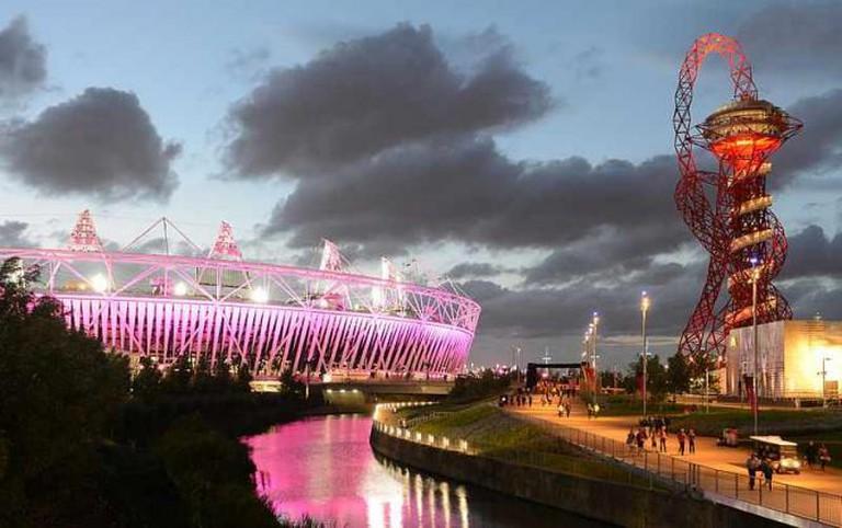 Olympic Stadium and Orbit | © Gerard McGovern