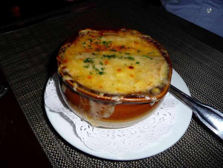 French Onion Soup, Wikicommons
