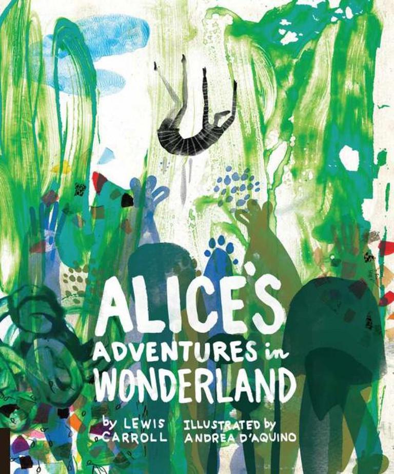 Andrea D'Aquino's Book Cover   © Andrea D'Aquino