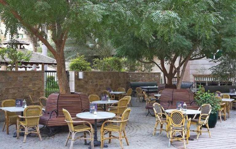 More Café's terrace | Courtesy of More Café