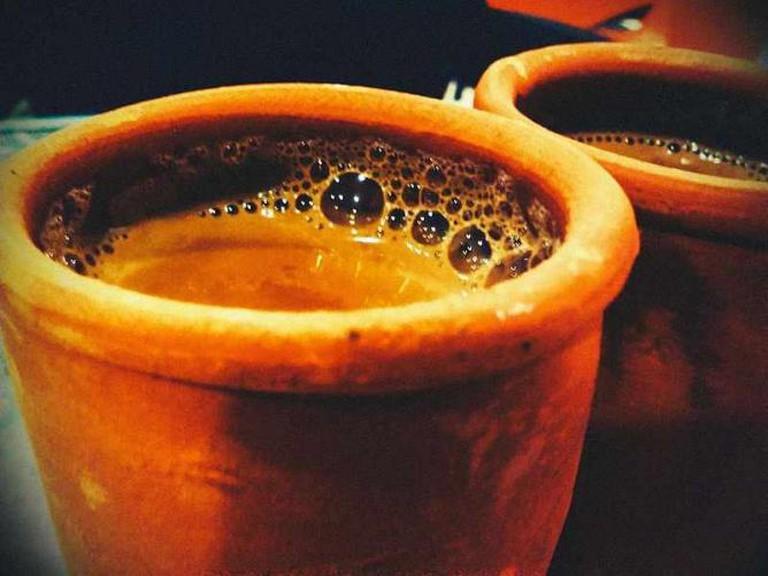 Masala Tea served in earthen cup | © AlekhyaDas/WikiCommons