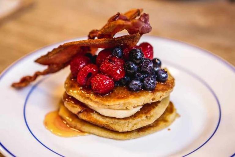 Pancakes   © Stories