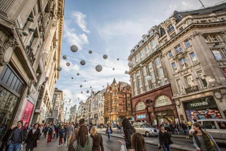 Regent Street | © Tony Webster/Flickr