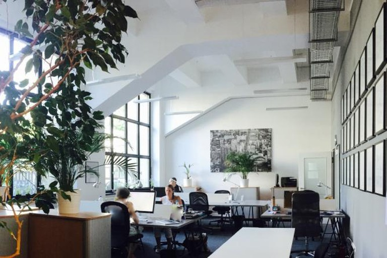 Coworking Space | Courtesy of Bplus Office