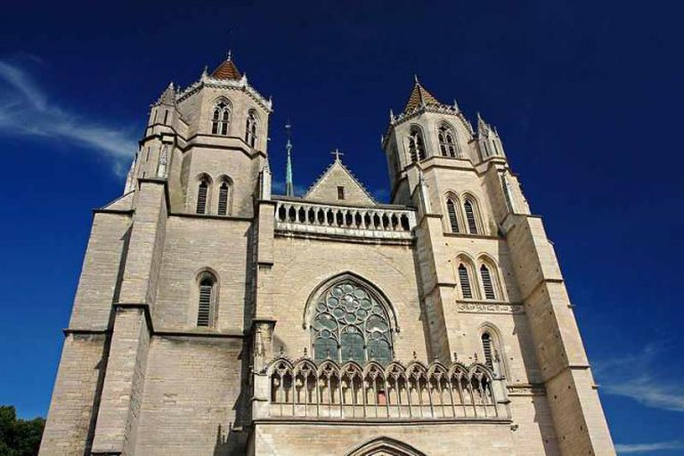 Dijon cathedral | © Andrea Schaffer/ Wikicommons