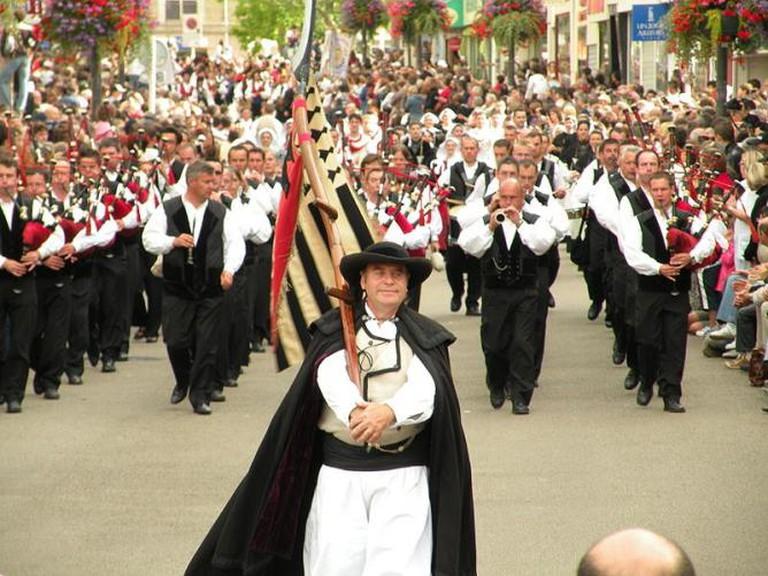 The Kevrenn Alre in Brittany I © pymouss/Wikicommons