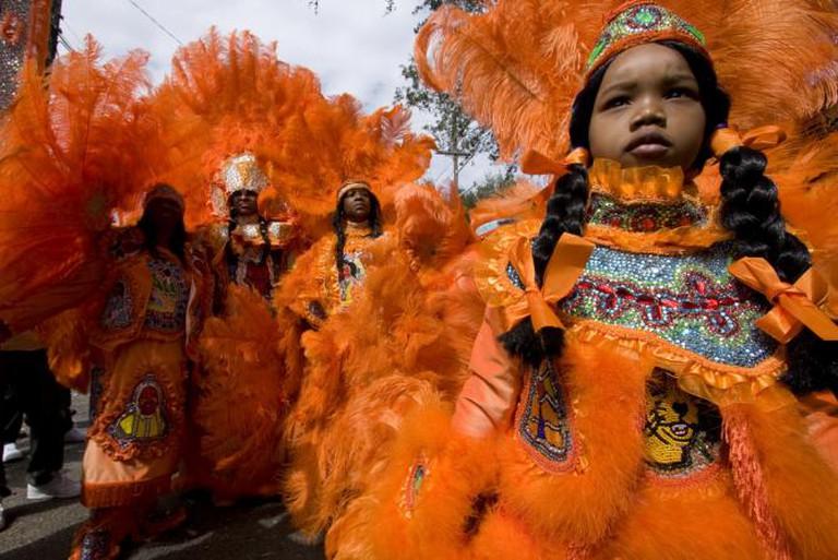 Fat Tuesday_Mardi Gras Indians_4 | © Derek Bridges/Flickr