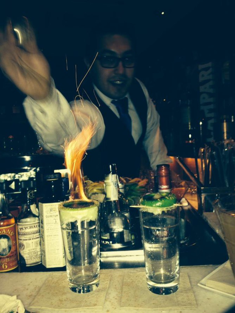 Milano Cocktail-Bar I © Anna Jauhola