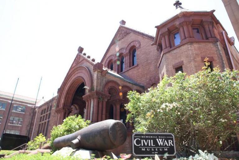 Civil War Museum at Confederate Memorial Hall, New Orleans | © Louisiana Travel/Flickr
