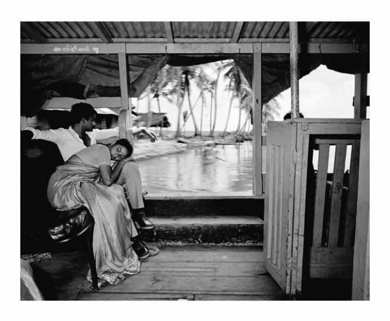 Alleppey, India, 1987 | © Courtesy of Carl de Keyzer