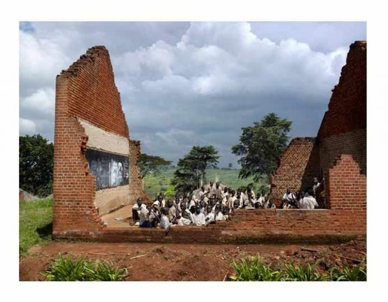 Jiba, Congo, Catholic mission, from Congo (Belge) | © Courtesy of Carl de Keyzer