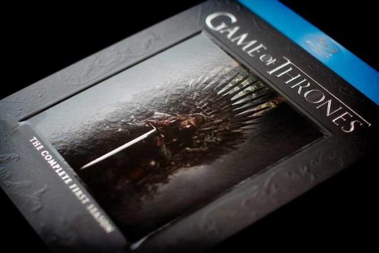 Game of Thrones Bluray 1   © Maria Morri/Flickr