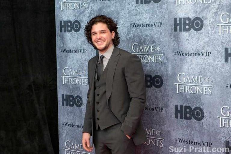 "Kit Harington at HBO's ""Game Of Thrones"" Season 3 Seattle Premiere at Cinerama   © Suzi Pratt/Flickr"