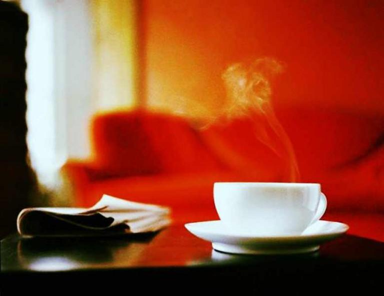 Coffee and Paper  © jRa7 QaTar/Flickr