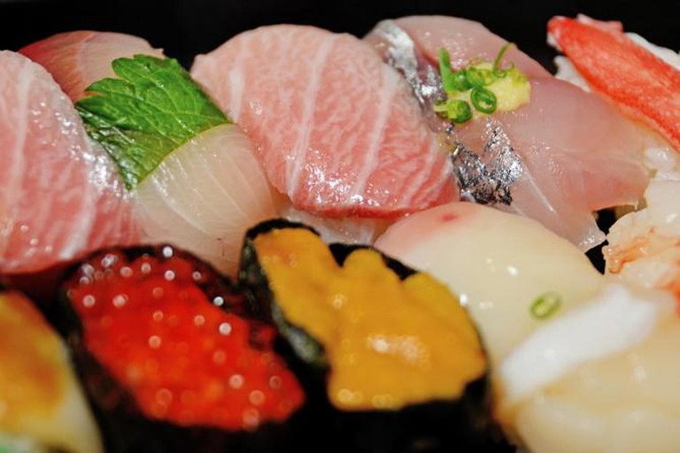 Sushi I © Toshihiro Gamo/Flickr