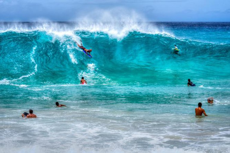 Hawaii beach I © Floyd Manzano/Flickr