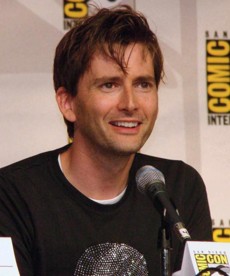David Tennant, Best Actor Nominee I © Rach/Wiki Commons