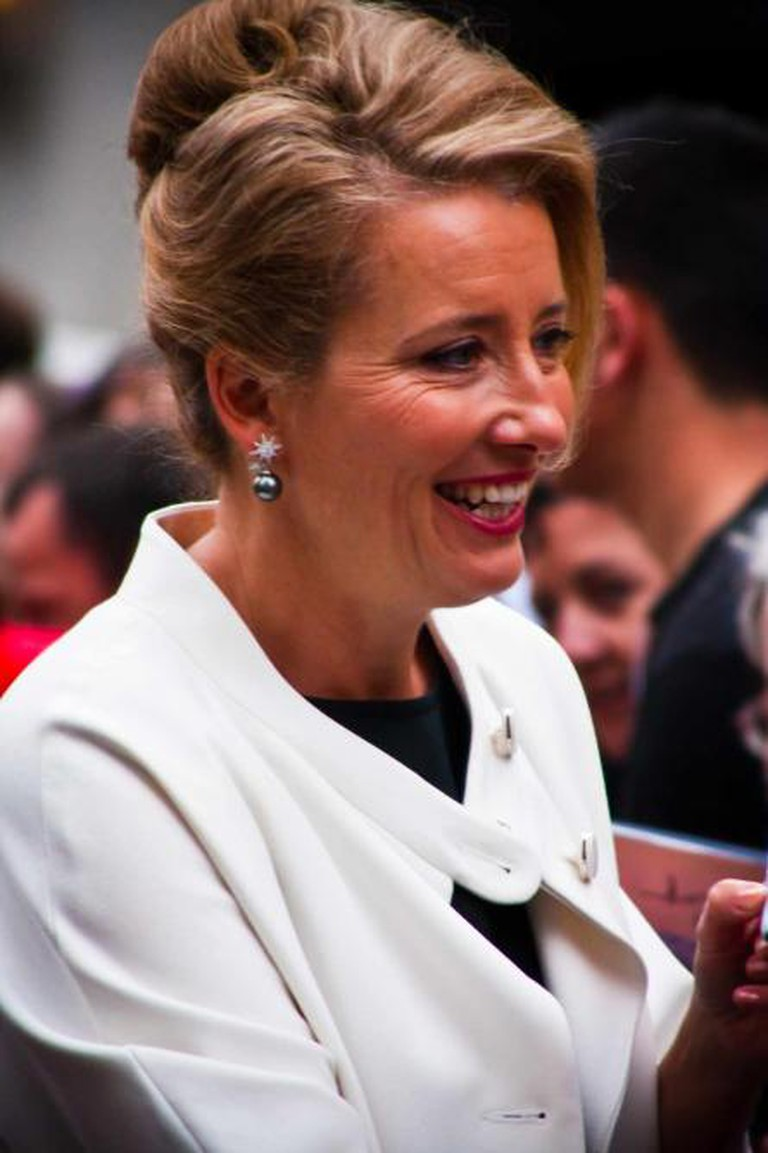 Emma Thompson, Best Actress Nominee I © Garry Knight/Flickr