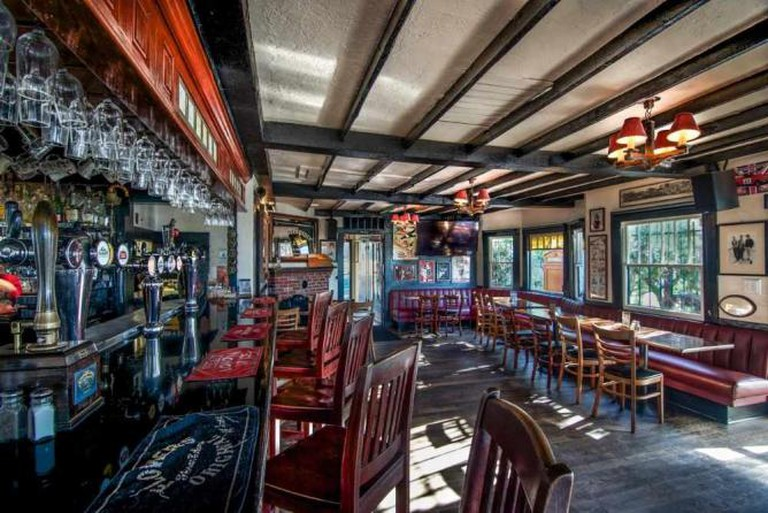 Inside pub | Courtesy of Shakespeare Pub & Grille