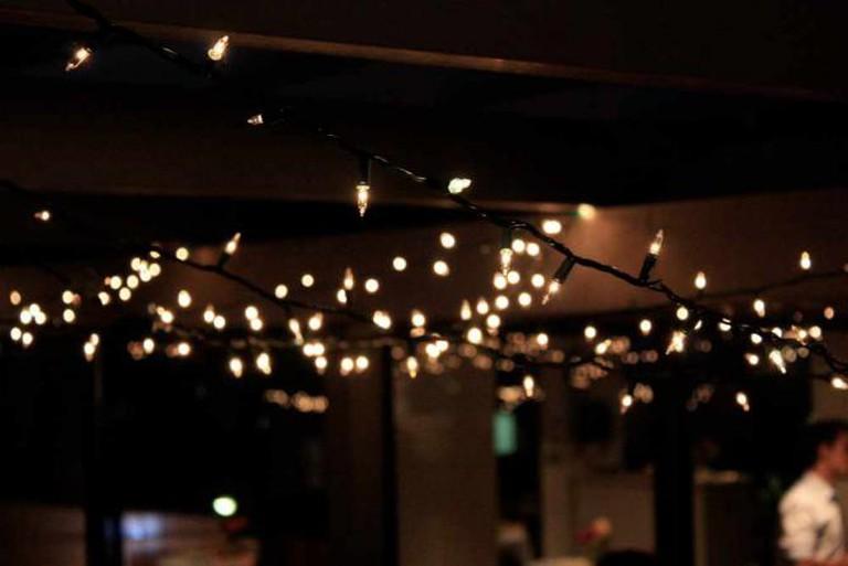 Fairy lights | © Nick Bramhall/Flickr