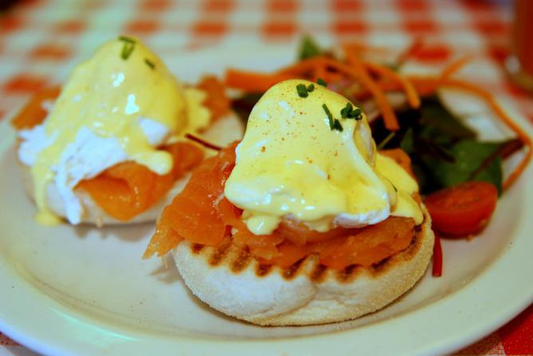 Eggs royale   © TummyRumble/Flickr